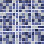 MIX 25002-C Glass mosaic 2,5x2,5 25002-C