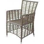 Ratanová stolička G21 Royal merbau