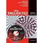 New English File Elementary Teacher´s Book + CD-ROM - C. Oxenden, C. Latham-Koenig, P. Seligson