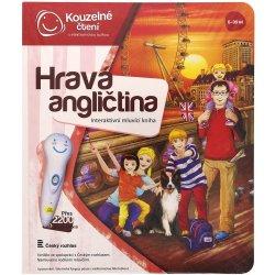 Albi Kúzelné čítanie kniha Hravá angličtina