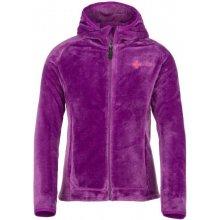 Kilpi Arles-JG dievčenská fleecová mikina fialová