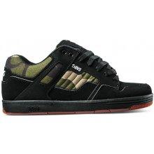 Dvs ENDURO 125 black camo nubuck anderson pánske topánky 99d163f867b