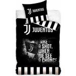 fd1407245f885 Carbotex bavlna obliečky Juventus FC - motív Take a shot bavlna - 70x90  140x200