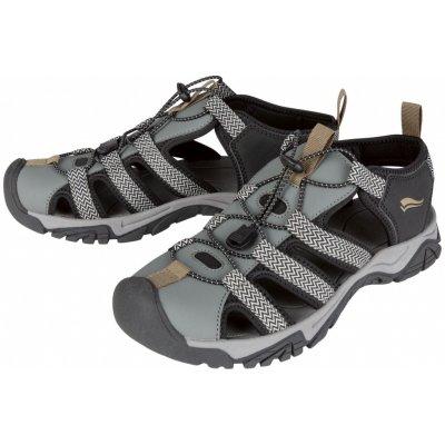 CRIVIT Pánske trekingové sandále šedá (100323179)