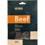 Meat Makers Beef Jerky Ginger & Honey (zázvor a med) 40g