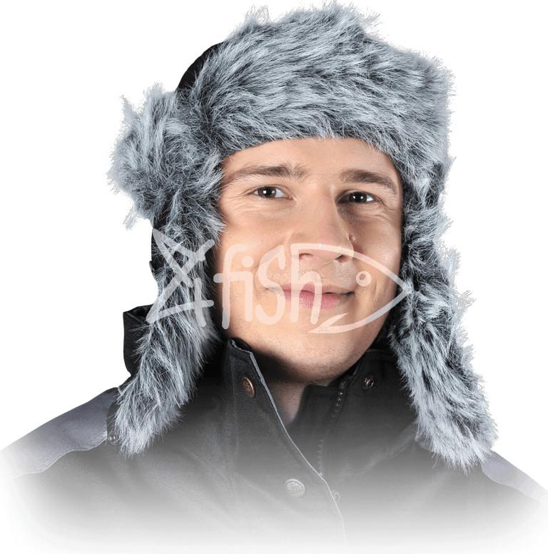 4f142feba Rybárska šiltovka, čapica, rukavica Zimná baranica BEAR na ryby ...