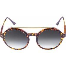 Urban Classics Sunglasses Retro Space havanna/grey