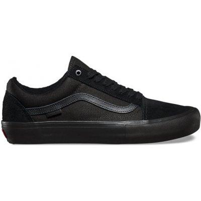 Vans Old Skool Pro blackout pánske topánky