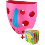 Plastový box na hračky Baby Ono ružový BABY ONO