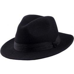 84ba3d88f Assante Čierny pánsky klobúk 85028 od 39,31 € - Heureka.sk