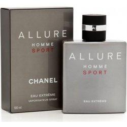 1a8e0ee3ca9e Chanel Allure Homme Sport Eau Extreme parfumovaná voda pánska 100 ml ...