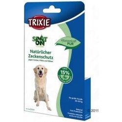 Trixie SPOT ON antip.pipety pre psov 5-25kg na 4 mesiace 4x1,5ml