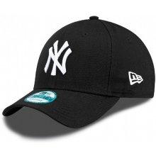 35350008b15 New Era 9Forty MLB League Basic NY Yankees Black White