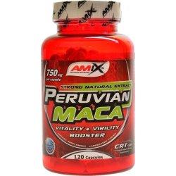 Amix Peruvian Maca 120 cps.