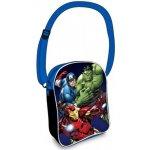 40ca1e741 Sun City taška cez rameno Avengers Kapitán Amerika, Hulk a Iron Man ER2600