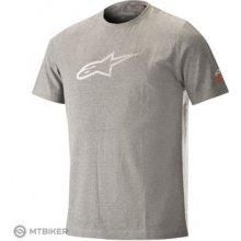 c433e0209b42 Alpinestars Ageless Tech tričko krátký rukáv melange s Tee l grey white