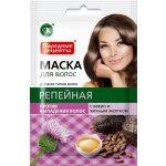 Fitokosmetik Prírodná vlasová maska Lopúch Kakao Vaječný žĺtok 30 ml