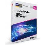 Bitdefender Total Security – 12 mes. 5 lic.