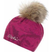 608022445 Eisbär Rumer Fur Crystal Womens Black/Pink/Light Pink