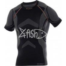 6bf38b2b32bf Termo tričko s krátkym rukávom BRUBECK čierna pánske