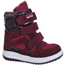 Protetika Zimná detská obuv Ebony Bordo