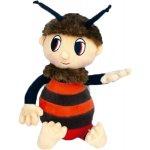TEDDIES Včelí medvedík Brumda plyšový spievajúci 29 cm