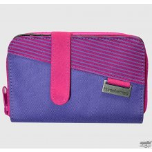 HORSEFEATHERS STREAKY WALLET (pink)