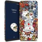Púzdro i-Paint - HARD CASE Tattoo Samsung Galaxy S8+ farebné