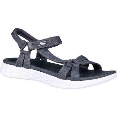 Skechers ON-THE-GO 600 biele dámske sandále