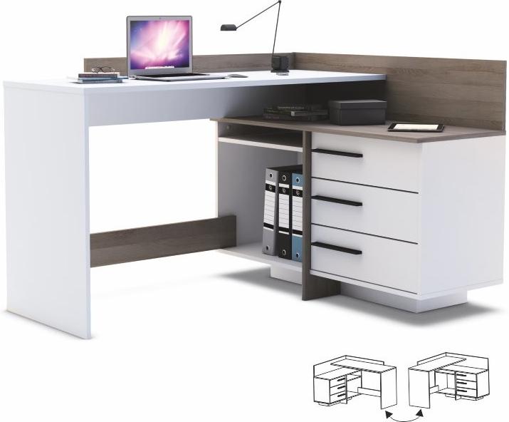 6101016dde23d písací stôl Tempo Kondela TALE