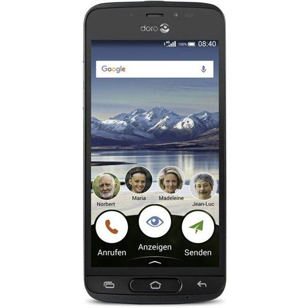 Doro 8040 - mobilné telefóny pre seniorov