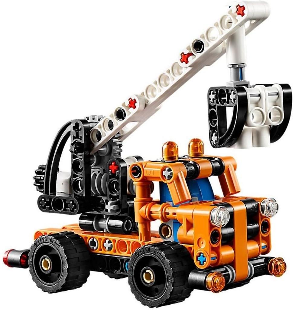 Lego Technic 42088 Pracovná plošina - 0
