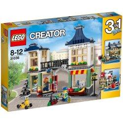LEGO CREATOR 31036 Obchod s hračkami a potravinami od 46 ad571f490b