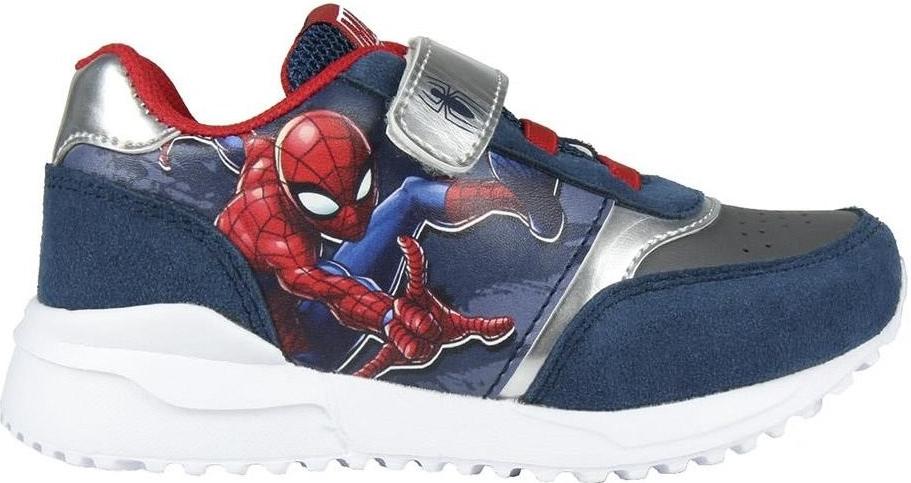 Disney Brand Chlapčenské tenisky Spiderman modré alternatívy - Heureka.sk 0ebc5abd1c6