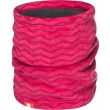 Roxy Zimné nákrčník Biotherm Cascade Collar ZigZag Stripe Azalea ERJAA03054-MNA3