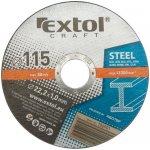 EXTOL CRAFT kotúče 150x1, 6x22, 2mm, rezné na kov 5ks 106930