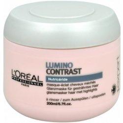 L´Oréal Lumino Contrast (Radiance Masque Highlighted Hair) Intenzivní maska pro melírované vlasy 200 ml