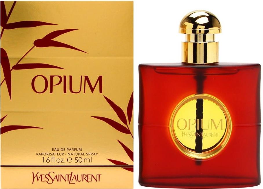 558f80635 Parfum Yves Saint Laurent Opium parfumovaná voda dámska 50 ml ...