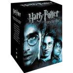 Filmové MAGIC BOX, A.S. Harry Potter kolekce roky 1-7 16DVD