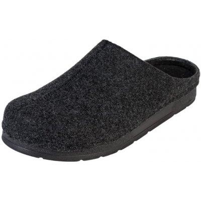 Pánske zdravotné papuče BZ450 čierne
