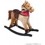 BAYO Hojdací koník Rocky béžový