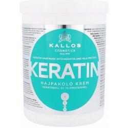 Kallos Keratin Hair Mask Maska na vlasy 1000 ml