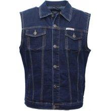 Dtg vesta pánska DT04 AB riflová jeans
