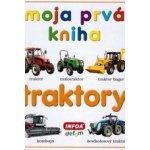 Moja prvá kniha - traktory slovenská verzia