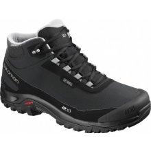 Salomon Shelter CS WP black frost gray 404729 pánské zimní nepromokavé boty acc36cda02