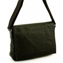 Bevers SD060-2 pánska taška veľká listonoška A4 černá