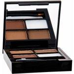 3531a138e4f5e Makeup Revolution Focus & Fix Brow Kit paleta na úpravu obočí Light Medium