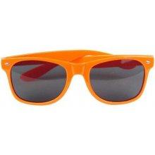 Sunmania wayfarer 067 oranžové