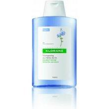 Klorane Lin šampón pre objem a tvar Shampoo with Flax Fiber 400 ml