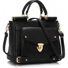 5238c94f4 Praktická kabelka na rameno Mom čierna